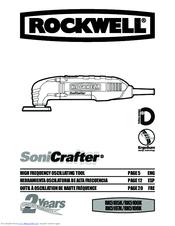 rockwell sonicrafter rk5106k manuals rh manualslib com rockwell sonicrafter f50 manual rockwell sonicrafter f50 manual