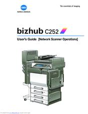 konica minolta bizhub c450 manuals rh manualslib com konica c450 service manual bizhub c450 printer user manual