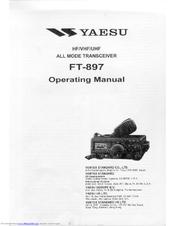 yaesu ft 897 manuals rh manualslib com Yaesu FT 897 Problems FT-897D Service Manual