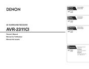 DENON AVR-2311CI OWNER'S MANUAL Pdf Download