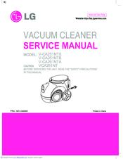 lg vca261nt manuals rh manualslib com service manual baum nd5 paper drill service manual bosch vacuum cleaner