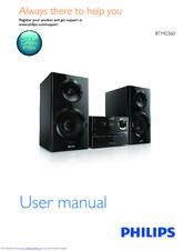 philips btm2360 user manual pdf download rh manualslib com