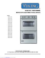 viking designer deso530ss manuals rh manualslib com Viking Built in Ovens Viking Double Oven