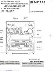 kenwood rxd a51 manuals rh manualslib com Kenwood Radior600 Kenwood Instruction Manual