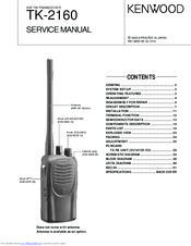 kenwood tk 2160 service manual pdf download rh manualslib com kenwood tk-2160 service manual kenwood tk-2160 service manual