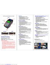 verifone vx570 manuals rh manualslib com VeriFone Vx570 Manual PDF VeriFone Vx520 Paper