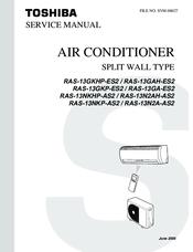 toshiba ras 13gkp es2 manuals rh manualslib com toshiba air conditioner ras-13skv-a manual toshiba air conditioner ras-m10skv-e manual