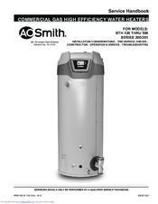 A. O. Smith bth 120 service handbook pdf download.