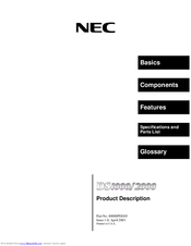 NEC DS1000 Product Description