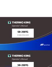 Thermo King SB-200TG Manuals