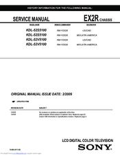 "Sony 52"" bravia s series lcd hdtv kdl52s5100 b&h photo."