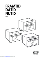 ikea nutid manuals rh manualslib com IKEA Induction Cooktop User Manual Nutid Induction Cooktop Manual