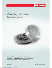 miele m 6160 tc operating instructions manual pdf download rh manualslib com