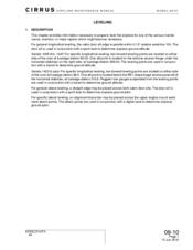 cirrus sr20 manuals rh manualslib com Cirrus SR20 Cockpit cirrus sr20 airplane maintenance manual pdf