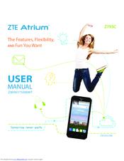 Zte Atrium Z793C Manuals
