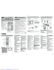 Samsung 5000 Series User Manual