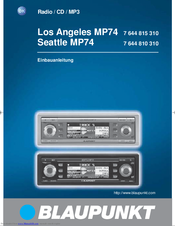 blaupunkt san jose 120 installation manual