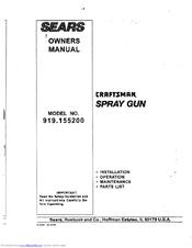 sears craftsman mower manuals free