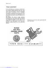 cpi power oliver city manual