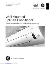 ge air conditioner remote control manual