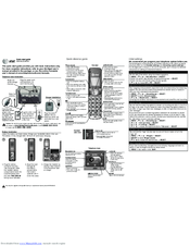 AT&T CL82201 Quick Start Manual