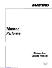 maytag pdb4600aw series manuals rh manualslib com maytag performa washing machine owner's manual Maytag Performa Model Pdc3600awx