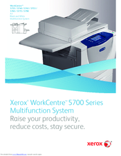 xerox workcentre 5745 manuals rh manualslib com Blip Scale User's Guide Instruction Manual Book