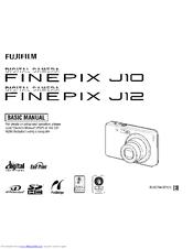 fujifilm finepix finepix j12 manuals rh manualslib com Fujifilm FinePix A-Series fujifilm finepix j12 manual