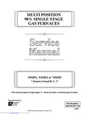 international comfort products n9mp2 manuals rh manualslib com Products Comfort International Fxf4x3600al3 International Comfort Products Heat Pump