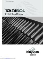 kingspan varisol installation manual pdf download rh manualslib com Honeywell Thermostat Installation Manual Gutter Installation Guide