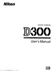 nikon d300 manuals rh manualslib com nikon d3000 manual nikon d200 manual