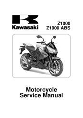 kawasaki z1000 manuals rh manualslib com Instruction Manual Instruction Manual