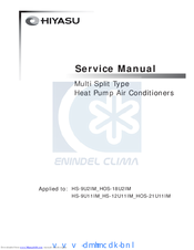HIYASU HS-9U2IM SERVICE MANUAL Pdf Download