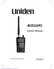 uniden bcd325p2 manuals rh manualslib com uniden bearcat ubc120xlt user manual uniden bearcat bct15x owners manual