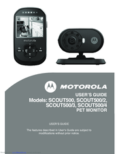 Motorola SCOUT500/3 User Manual