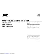 Jvc Kd R860Bt Wiring Diagram from data2.manualslib.com