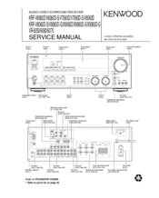 kenwood vr 6050 manuals kenwood vr 6050 service manual