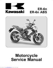 Kawasaki Er 6n Abs 2011 Manuals