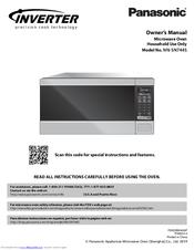 Panasonic Nn Sn744s Manuals