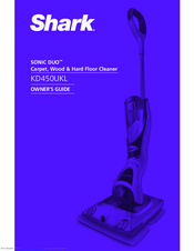 Shark Sonic Duo Carpet And Hard Floor Cleaner Manual