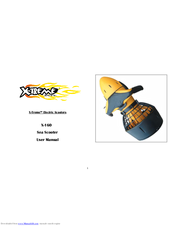 Xtreme X-160 Manuals on