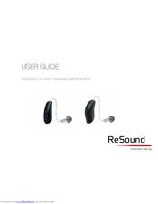 Resound LS561-DRW Manuals