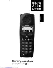 siemens gigaset 3000 comfort manuals rh manualslib com Siemens Telephone Siemens Gigaset One BTTN