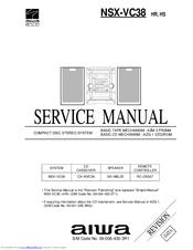 aiwa nsx vc38 manuals rh manualslib com aiwa nsx-v70 user manual aiwa nsx-v70 service manual