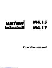 vetus m4 17 manuals rh manualslib com