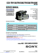 sony ccd trv138 service manual pdf download rh manualslib com