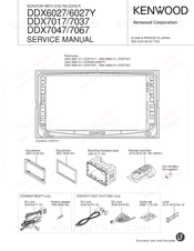 Kenwood Ddx7017 Wiring Diagram from data2.manualslib.com