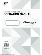daikin siesta atx25kv1b manuals rh manualslib com daikin siesta service manual daikin siesta installation manual