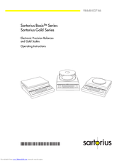 Sartorius bp 221s manuals.