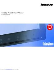 LENOVO LT2323P USER MANUAL Pdf Download